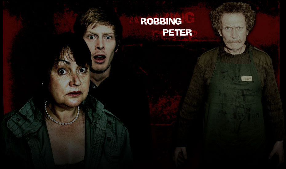 The Making of Robbing Peter