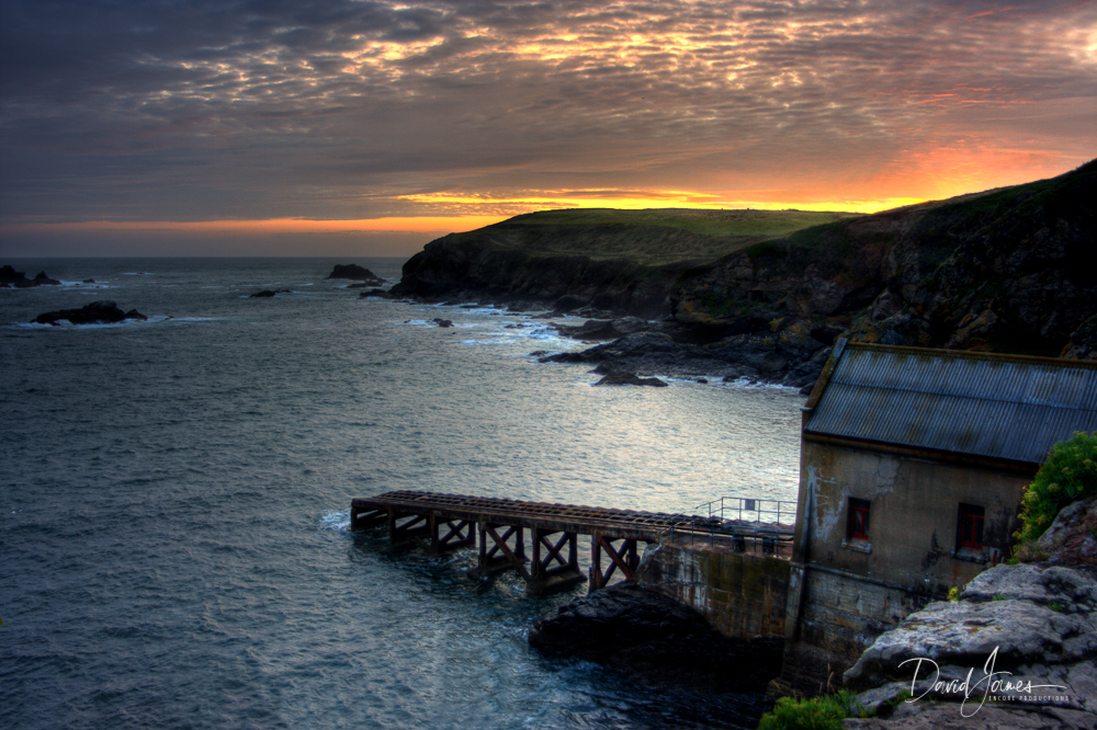 The Lizard Lifeboat Station, Cornwall