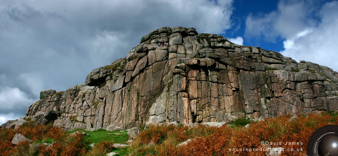 Dartmoor, The Big Sky