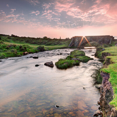 Cadover Bridge, Dartmoor