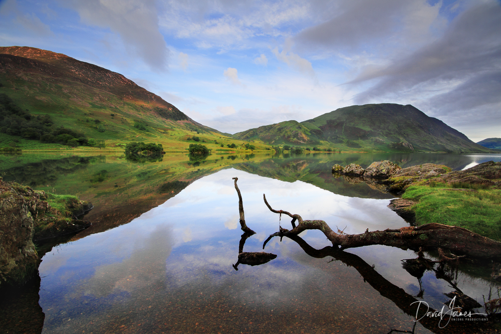 A visit to Buttermere Lake