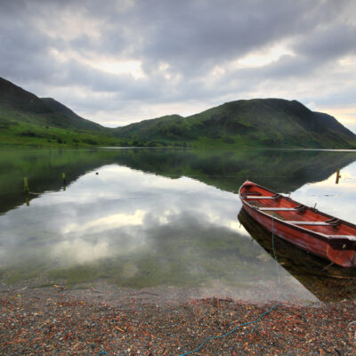 Crummock Water, Lake District