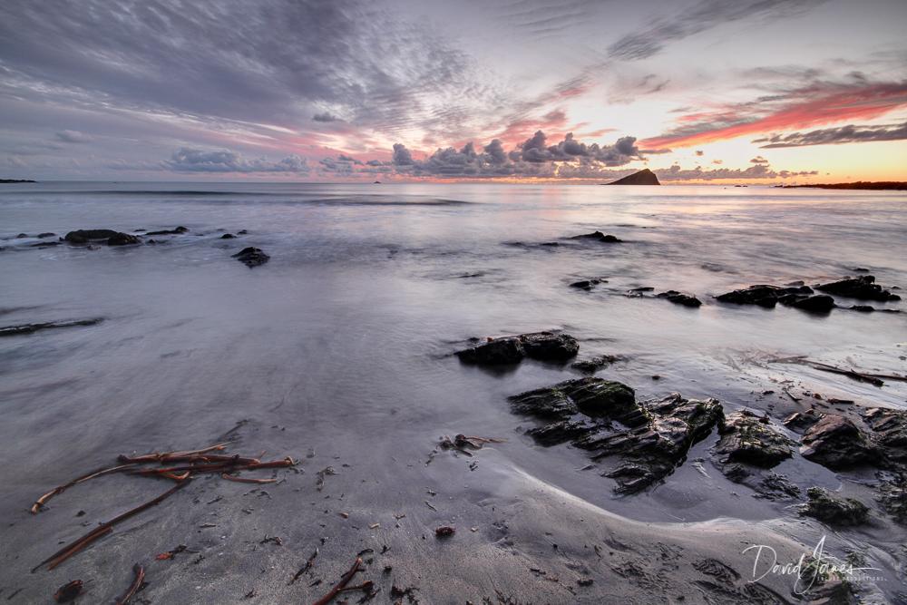 Mewstone, Wembury Beach, Plymouth