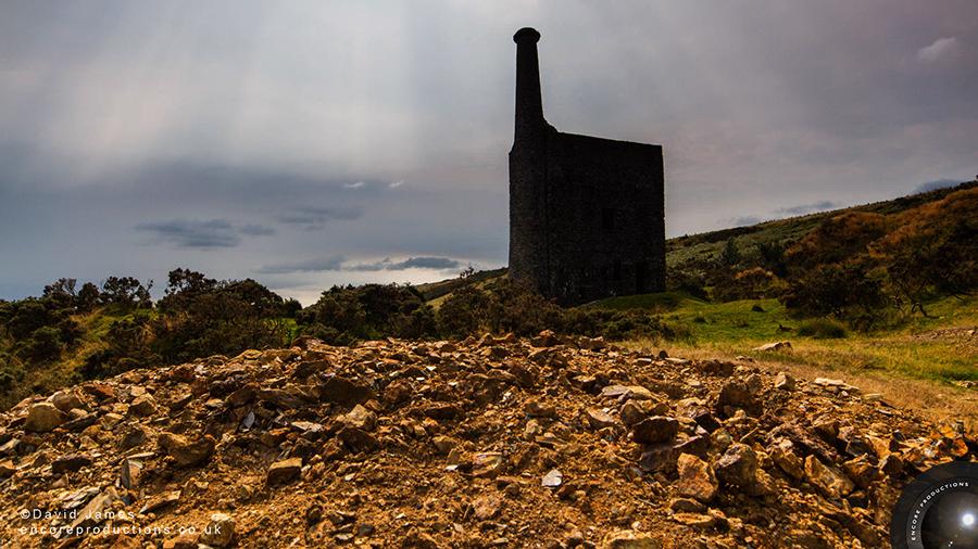 Wheal Betsy, Dartmoor