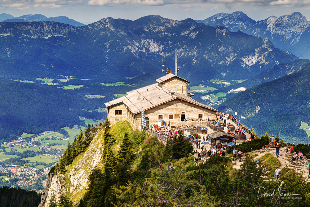 The Eagle's Nest, Obersalzberg, Berchtesgaden