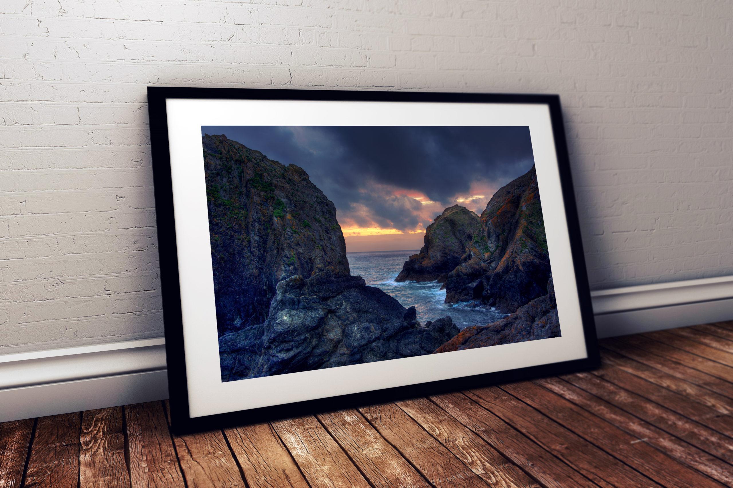 Mullion Cove, Cornwall