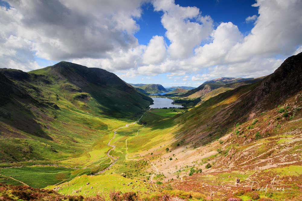 Buttermere Lake & Crummock Water
