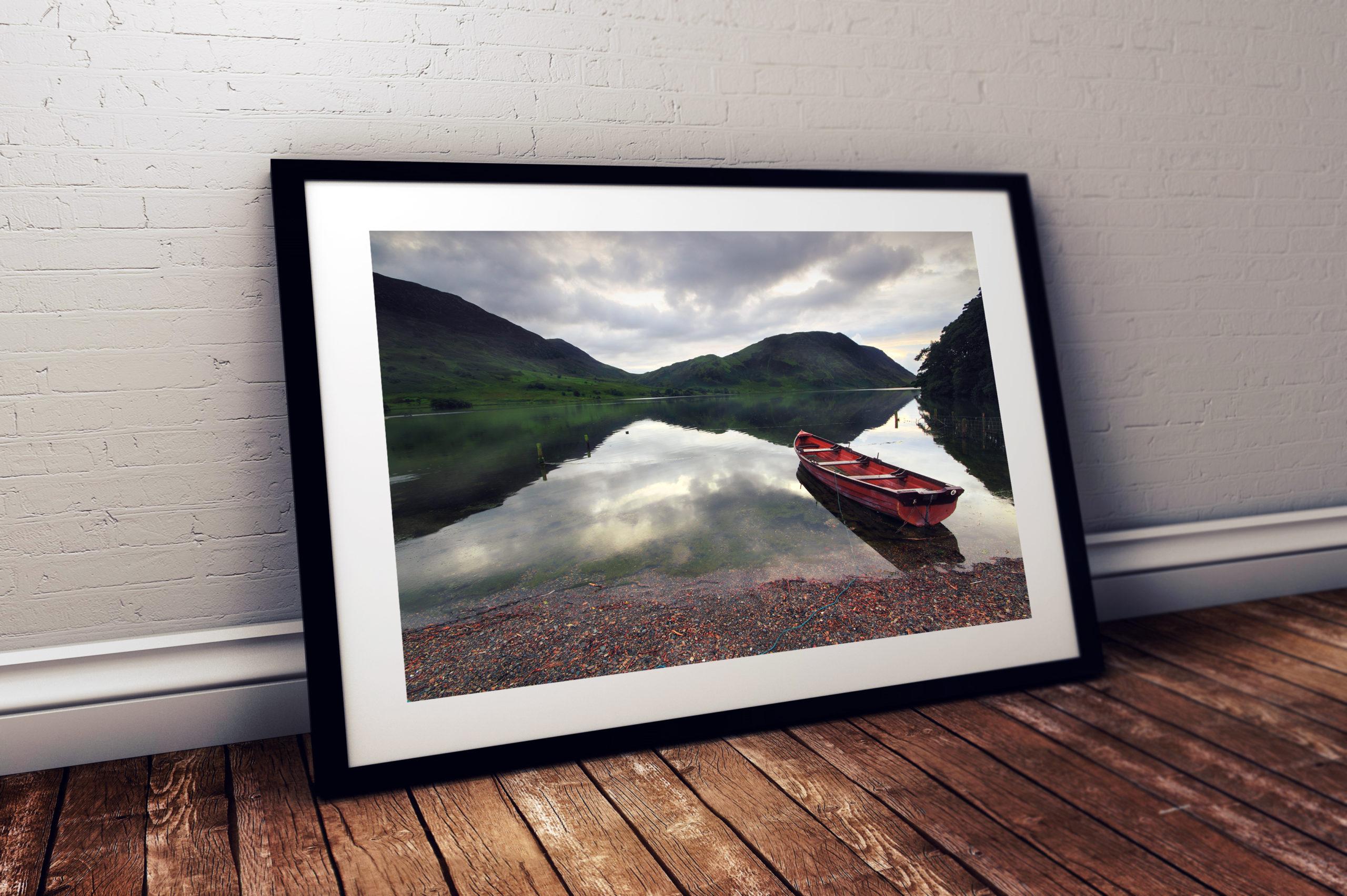 Crummock Water, Lake District