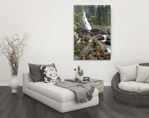 Sintersbacher Waterfalls, Austria