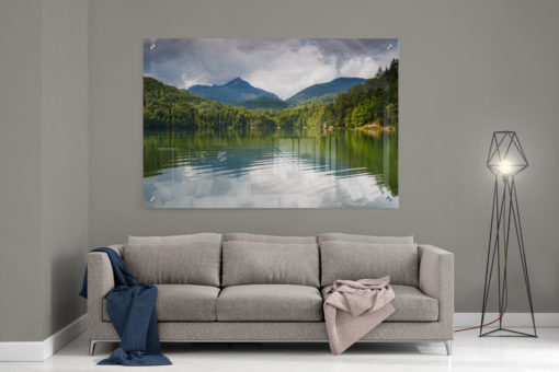 Lake Hechtsee, Austria