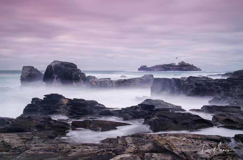 Godrevy Lighthouse, Cornwall