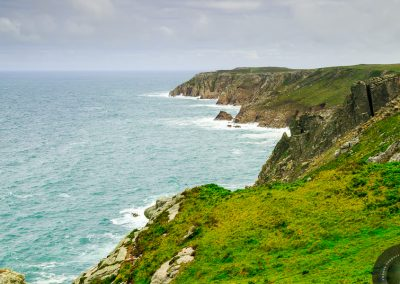 West Coast, Lundy Island
