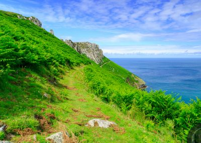 East Coast, Lundy Island