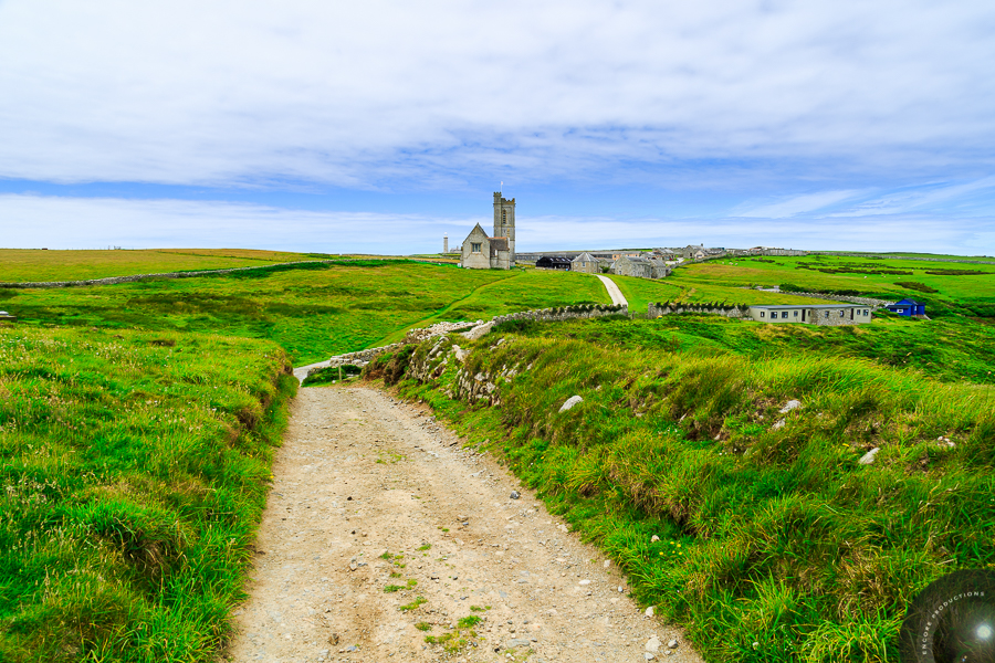 St Helena's Church, Lundy Island