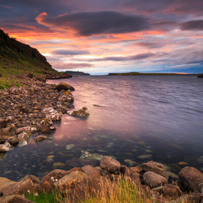 Staffin Bay, Isle of Skye, Scotland