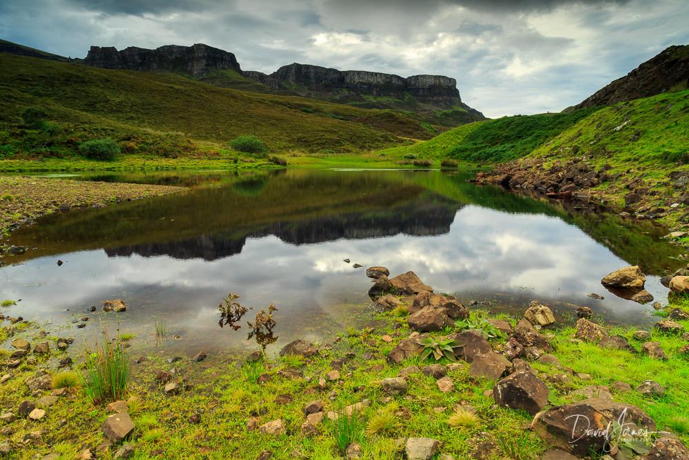 Loch An Dunan, Isle of Skye, Scotland