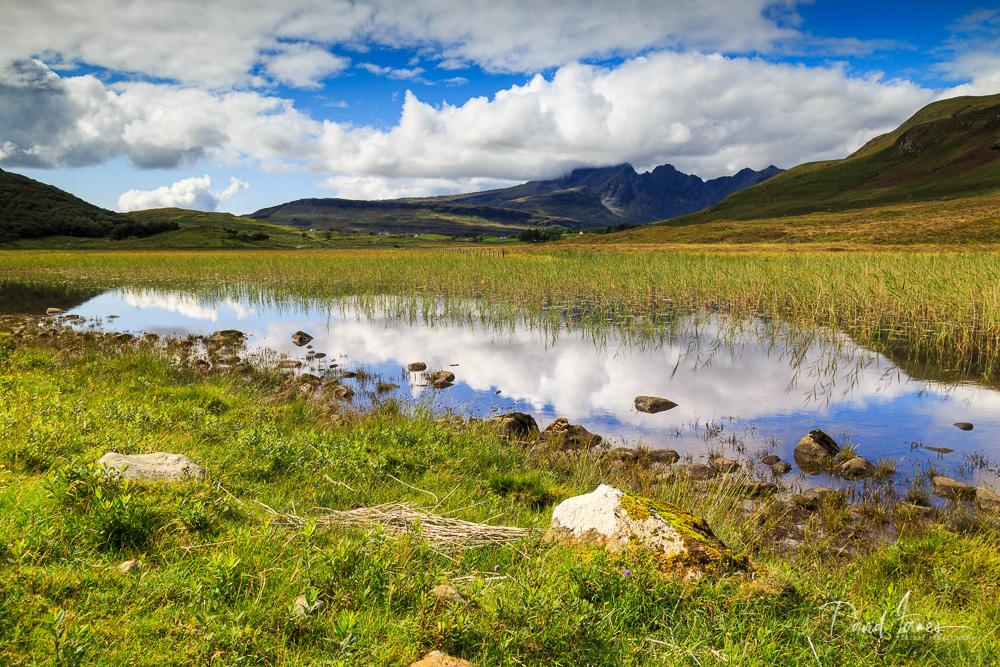 Loch Cill Chriosd, Isle of Skye, Scotland