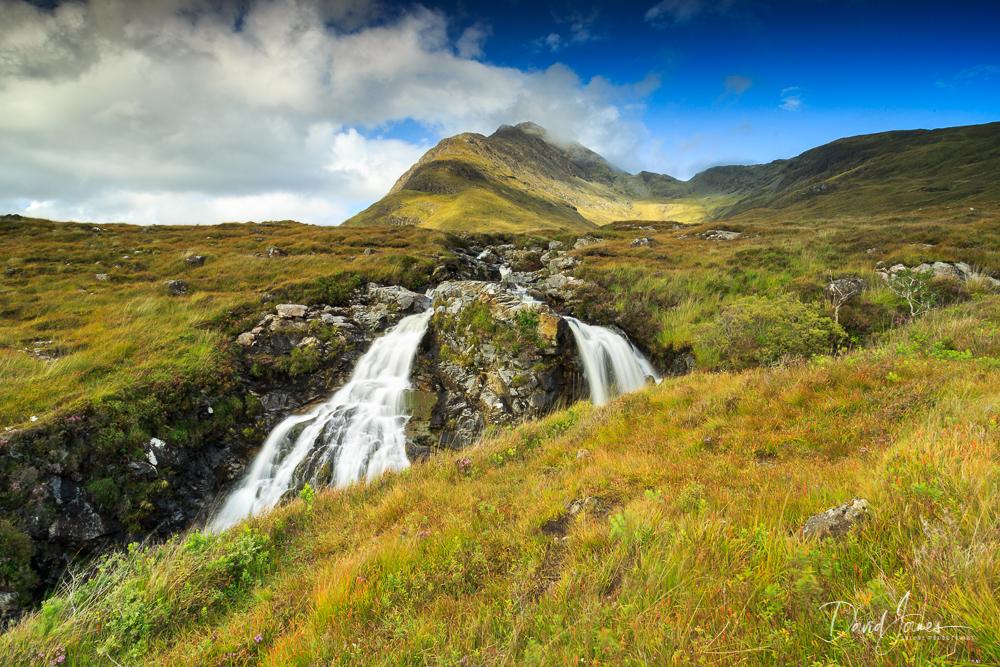 Abhainn nan Leac, Isle of Skye, Scotland