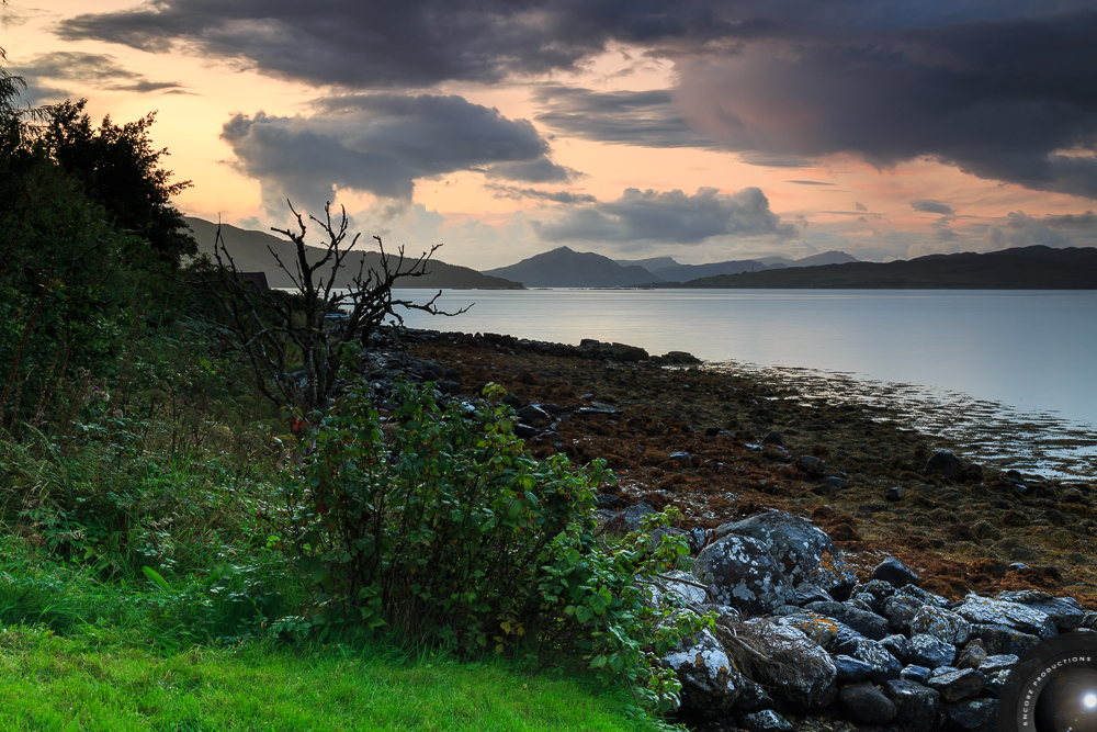 Loch na Cairidh, Isle of Skye, Scotland