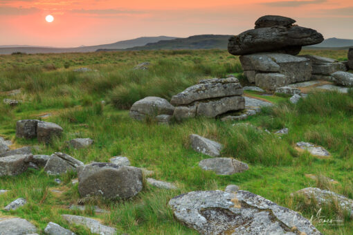 Black Tor, Dartmoor