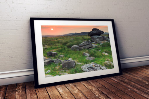 Black Tor, Dartmoor National Park, Devon