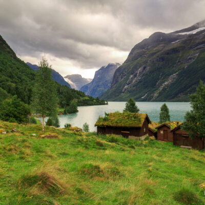Lodalen Valley, Norway