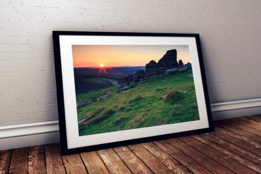 Yar Tor, Dartmoor