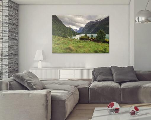 Lodalen Valley, Norway