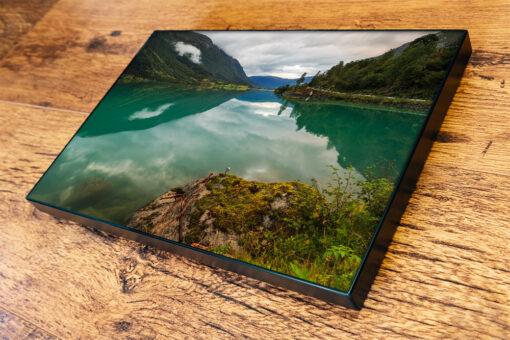 Oldevatnet Lake, Norway