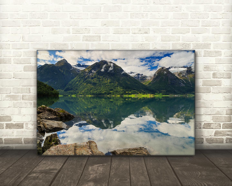 Strynevatnet Lake, Norway