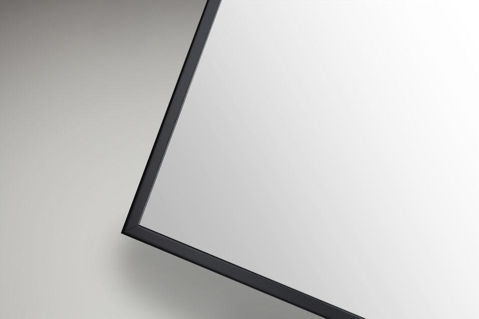 Boxed Frame Moulding - Black