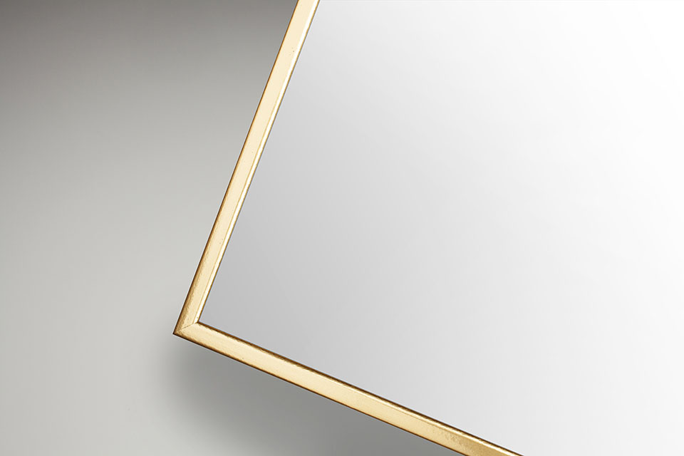 Boxed Frame Moulding - Gold