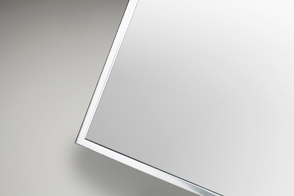Boxed Frame Moulding - Silver