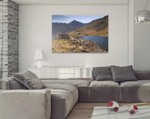 Llyn Llydaw, Snowdonia National Park