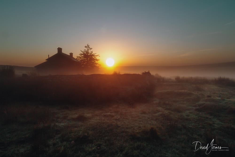 Nun's Cross Farm, Dartmoor National Park